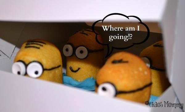minion cupcakes 3