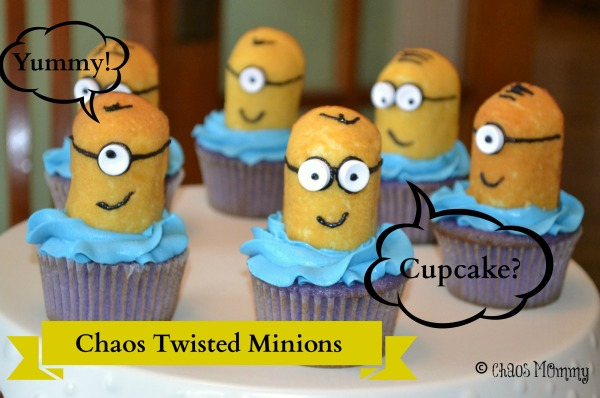 minion cupcakes 4